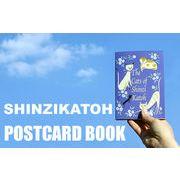 Shinzi Katoh POSTCARD BOOK CAT