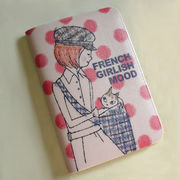 Shinzi Katoh BankBook Holder MISHELLE PINK DOTS