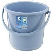 リス『使い易いバケツ』 ベルクバケツ 8SB 本体 ブルー