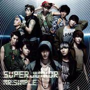 (韓国版)韓国音楽 SUPER JUNIOR(スーパージュニア)- Mr.Simple [限定版/日本2ndシングル](予約)