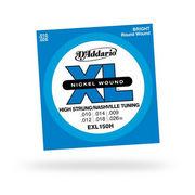 EXL150H ダダリオ エレキギター弦 High-Strung/Nashville Tuning