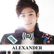 韓国音楽 Alexander(アレキサンダー)- I Just [Single]