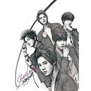 韓国音楽 超新星(ショシンソン)- Stupid Love [Single]