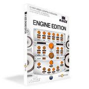 BS455 クリプトン・フューチャー・メディア 音楽ソフト K-SIZE ENGINE EDITION