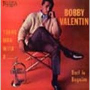 BOBBY VALENTIN  YOUNG MAN WITH A...