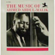 AHMED ABDUL-MALIK�@�@THE MUSIC OF AHMED ABDUL-MALIK