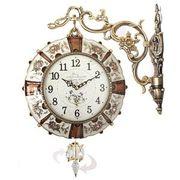 回轉振り子両面時計