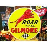ビッグサイズ看板 Roar with Gilmore ビッグ円型