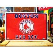 アメリカンブリキ看板 BOSTON REDSOX/レッドソックス