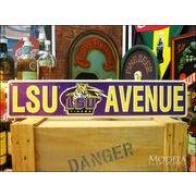 �A�����J���u���L�Ŕ� LSU Avenue/LSU�ʂ�