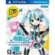 [�\��]VLJM-35076�yPSV�p�z SEGA �����~�N -Project DIVA- f ����������