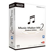 SAHS-40873 AHS Music Maker MX2 Producer Edition