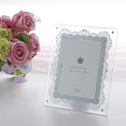 �yBridal Photo Frame & Album�z�u���C�_���K���X�t�H�g�t���[���@�T�[�r�XL��