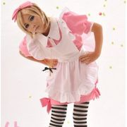 【LUGANO】黒執事アロイス アリス風 ウィッグ付コスプレ衣装完全オーダーメイド