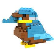 格安☆子供も大人もハマるブロック◆ホビー・ゲーム◆ブロックおもちゃ◆小さい◆積み木◆玩具◆キツツキ