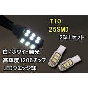 25�A T10 LED �E�F�b�W��