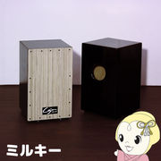 TCA-3-ML 友澤木工 カホン(スナッピー付・響線8本) ミルキー
