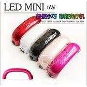 激安 新型LEDライト6W ジェルネイルスターターキット 全5色
