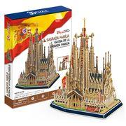 3D立体パズル サグラダ・ファミリア ハートアートコレクション