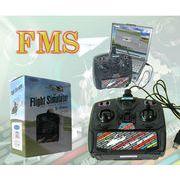 サンコスモ フライトシミュレーター FS-01 8-ch X-Power