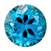 カラーダイヤモンド ブリリアントカット ルース ウンドカット/ロイヤルブルー/約1.0-3.3mm