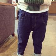 格安!100、110、120、130、140cmセット★ベビー★幼児★厚手★ジーンズ★ジーパン★デニム・ズボン