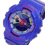 カシオ CASIO ベビーG BABY-G アナデジ レディース 腕時計 BA-112-2A