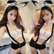 セクシー 兎 女性 可愛い ミニスカート コスプレ 大人用 コスチューム パーティ ダンス ストリップ 衣装