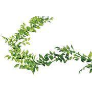スマイラックスガーランド 造花 枝・葉物