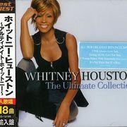 ホイットニー・ヒューストン 「アルティメット・ホイットニー」 / CD