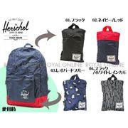 値下★【ハーシェルサプライ】 10076 PACKABLE DAYPACK バックパック 全4色 メンズ&レディース