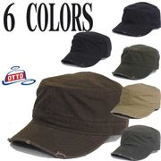 OTTO  Washed Cotton Twill Cap  13856