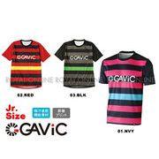 【ガビック】 GA8641 プラクティス Tシャツ 全3色 ジュニア