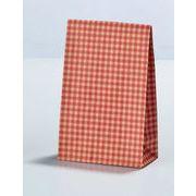 ギンガクチェック紙袋(S/Mサイズ)