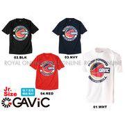 【ガビック】 BA8616 プラクティストップ Tシャツ 全4色 ジュニア