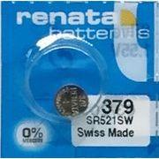 RENATA 379 SR521SW 0%Mercury