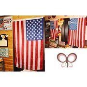 激安アメリカ雑貨★ポップなインテリアに♪いろいろ使える星条旗★