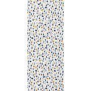 宮本 日本製 レトロ小紋てぬぐい 約33×90cm 奏でるハーモニー
