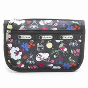 LeSportsac 7315 D839 School'S Out �g���x���R�X���e�B�b�N Travel Cosmetic  ���f�B�[�X  �|�[�`���c