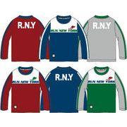 【2016AW新作】RUN NEW YORK 長袖Tシャツ3色(140cm~160cm)