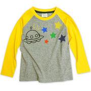 【2016AW新作】長袖Tシャツ/特価商材(3色100cm~130cm)