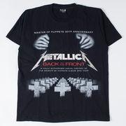 ロックTシャツ METALLICA BACK TO THE FRONT