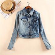 12014693 ニューヨークファッション♪デニムジャケット