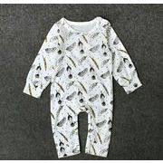 新登場!★ベビー赤ちゃん 新生児連体服★カバーオール★ロンバース