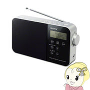ICF-M780N-BC ソニー FM/AM/ラジオNIKKEI PLLシンセサイザーポータブルラジオ