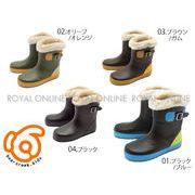 【ベアクリーク キッズ】 BCK120 ジュニア ボア付き防寒ブーツ 全4色 キッズ&ジュニア