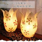 ロータスデザインランプ【型番号bz5-3】