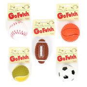 ペットのボール型おもちゃ「スポーツボール」