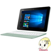 T101HA-GREEN ASUS 10.1型 2in1タブレット TransBook T101HA 64GB ミントグリーン