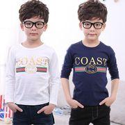 韓国子供服 長袖Tシヤツ 男の子キッズ用